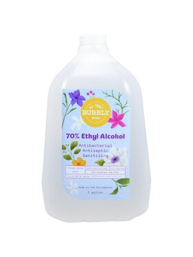 All Things Bubbly Floral Bloom Ethyl Alcohol (1 Gallon)