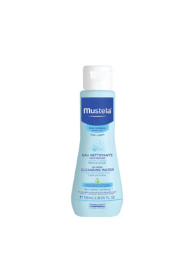 Mustela No Rinse Cleansing Water (100ml)