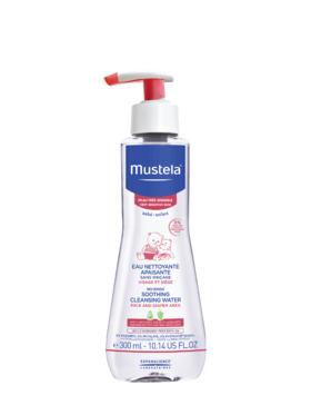 Mustela No Rinse Soothing Cleansing Water (300ml)