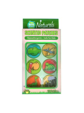Bite Block Insect Repellent Patches