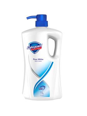 Safeguard Bodywash Pure White (1L)