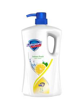 Safeguard Bodywash Lemon (1L)