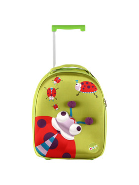 Oops Bags Ladybug Easy-Trolley!