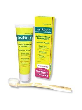 TeaBiotic Anti-bacterial Toothpaste (135g)