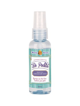 Messy Bessy Be Poolite Deodorizer Spray (50ml)