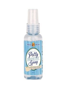 Messy Bessy Potty Disinfectant Spray (50ml)
