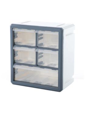 Qubit Penta Cube Storage Box