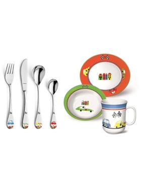 Amefa Ralley 7-piece Children's Cutlery Set