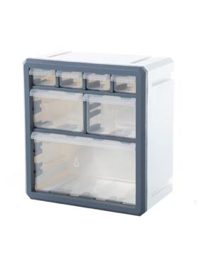 Qubit Hepta Cube Storage Box