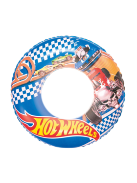 Bestway Hot Wheels Swim Ring (19in)