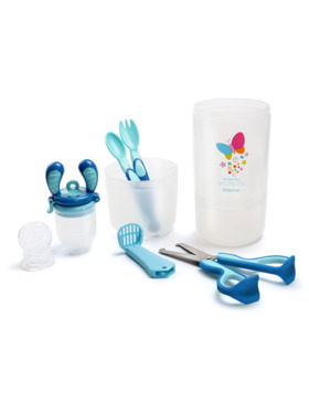 Kidsme Baby Travel Easy Set with Food Container