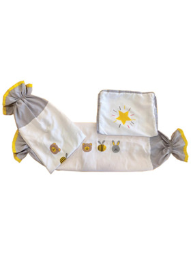 Kozy Blankie A Little Star Pillow Case and Bolster Case