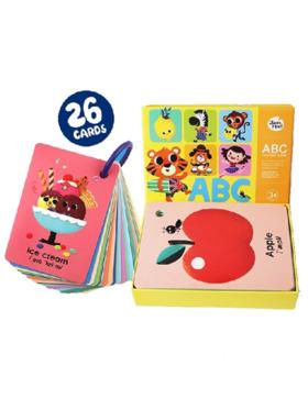 Joan Miro ABC - Ring Flash Cards