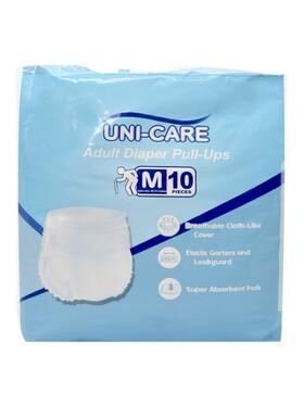 Uni-care Adult Pull-Ups Medium (10pcs)
