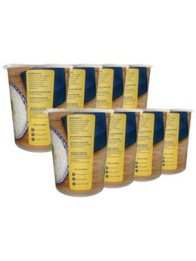 Slimkies Arroz Caldo Cup 65g (8-Pack)