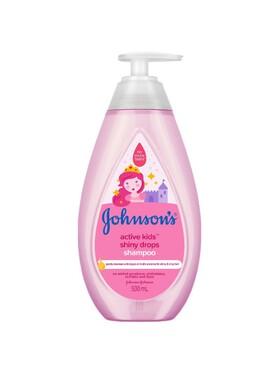 Johnson's Active Kids™ Shiny Drops Shampoo (500ml)