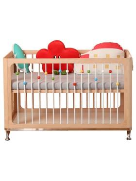 AVC Kiddos Aiden Wooden Crib