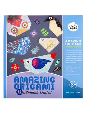 Joan Miro Amazing Origami Series - Animal United