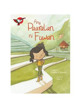 Adarna House Books Ang Paaralan ni Fuwan
