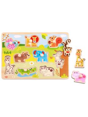 Tooky Toy Animal Puzzle