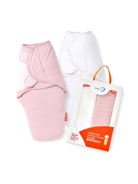 Mamaway Newborn Cocoon Swaddle Pack