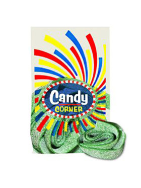 Fini Candy Corner Apple Sour Belts (300g)