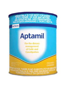 Aptamil Nutricia Aptamil Colic and Constipation Tailored Nutrition (400g)