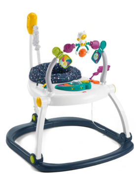 Fisher Price Astro Kitty SpaceSaver Jumperoo