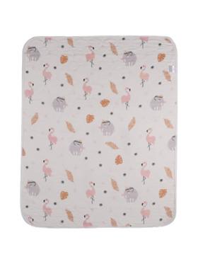 Knicknacks Autumn Waterproof Bed Pad