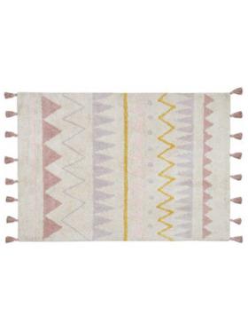 Lorena Canals Azteca Natural - Vintage Washable Rug