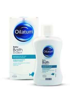 Oilatum Baby Bath Emollient (150ml)