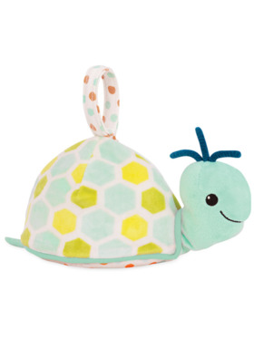 B. Toys Glow Zzzzs Shelle - Glowable Soothing Turtle