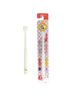 360do Baby Plus (with No Stopper) 4-in-1 Circular Toothbrush