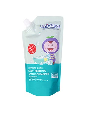 Uni-love Baby Bottle Cleanser (500ml)