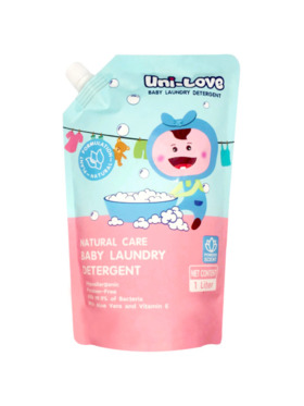 Uni-love Baby Laundry Powder Scent Detergent (1L)