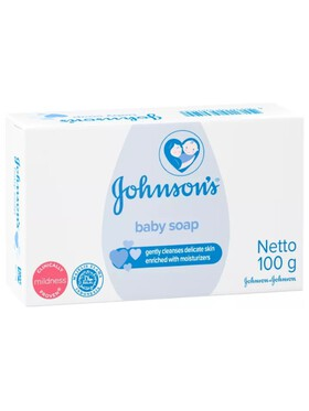 Johnson's Baby Soap (100g)