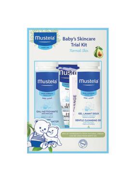 Mustela Mustela Baby's Skincare Trial Kit