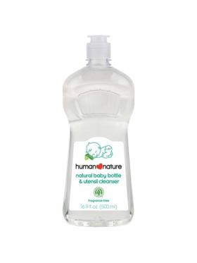 Human Nature Baby Bottle & Utensil Cleanser (500 ml)