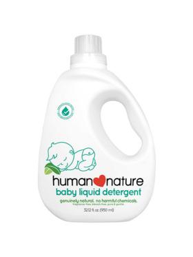 Human Nature Baby Liquid Detergent (950 ml)