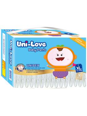 Uni-love Baby Pants XL (30 pcs)
