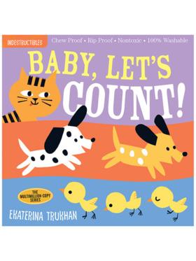 Indestructibles Baby, Let's Count!