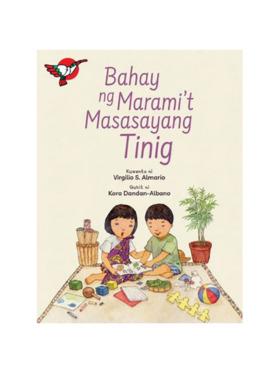 Adarna House Books Bahay ng Marami't Massayang Tinig