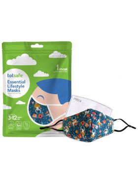 Totsafe Lifestyle Mask - Ballerina Set (with 3 filters)