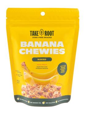 Take Root Naked Banana Chewies (100g)