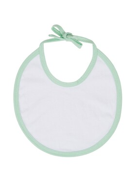 BestCare Colored Cotton Infant Bib (Pack of 3)