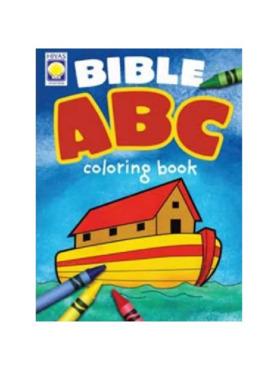 Hiyas Bible ABC Coloring Book