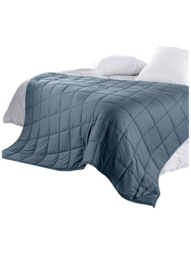 Linen & Homes Tranquility Weighted Blanket with 100% Bamboo Removable Cover