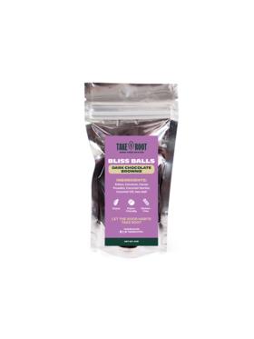 Take Root Dark Chocolate Brownie  Bliss Balls (60g)