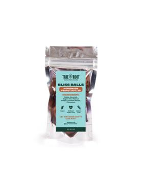 Take Root Homemade Peanut Butter Bliss Balls (60g)