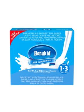 Bonakid BONAKID® Stage 3 Powdered Milk Drink for Children 1-3 years old (1.2kg)